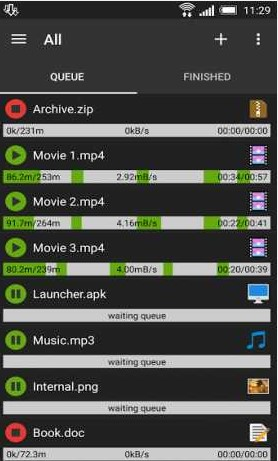 Advanced Download Manager Pro Apk (Paid) 8.2 B-80222 + Mod
