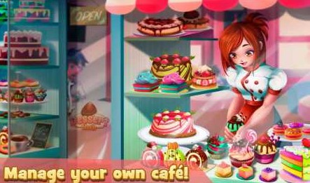 Dessert Chain: Coffee & Sweet 0.8.28 Apk + Mod for android