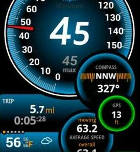 Ulysse Speedometer Pro 1.9.88 Apk For Android