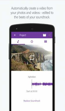 Adobe Premiere Clip 1.1.6.1316 Apk for android