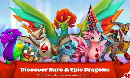 DragonVale World 1.26.0 Apk + Mod Free Shopping for android