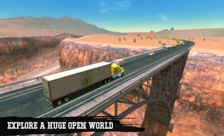Truck Simulation 19 1.7 Apk + Mod (Unlocked/Unlimited Money)