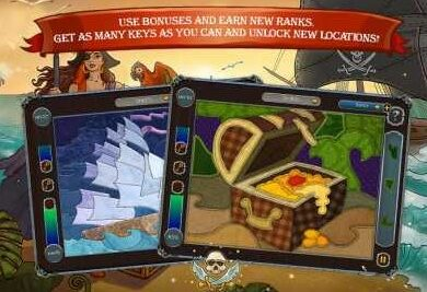 Pirate Mosaic Puzzle v1.0 Apk + Mod + Data
